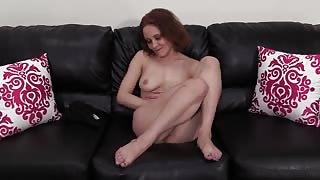 Amateur Teen Forced Anal on The Couch