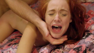 Old Guy Fucks Slutty Redheaded Teen